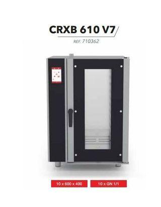 Horno mixto eléctrico capacidad 10 x gn 1/1