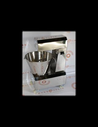 Amasadora industrial automática de churros para ch