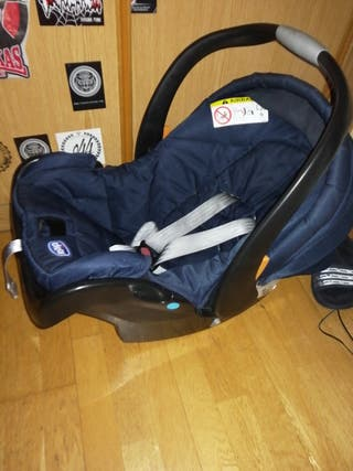 Silla de bebe(coche)