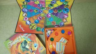 Juegos de mesa Trivial Monopoly Cluedo Tabu