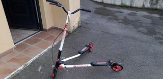 Patinete 3 ruedas para niños 10-13 años