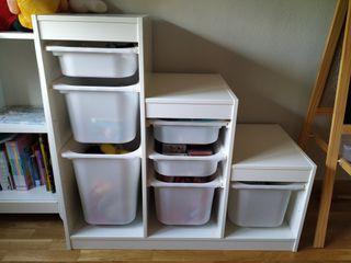 TROFAST mueble IKEA