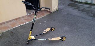 Patinete 3 ruedas para niños 8-10 años