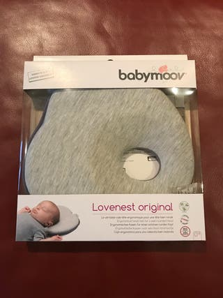 Cojín ergonomico Babymoov