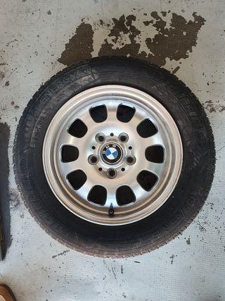 llantas bmw con neumáticos Michelin al 80%