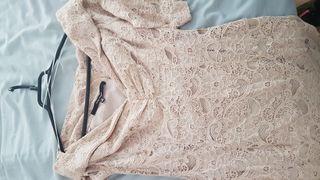 vestido novia etxart&panno t38