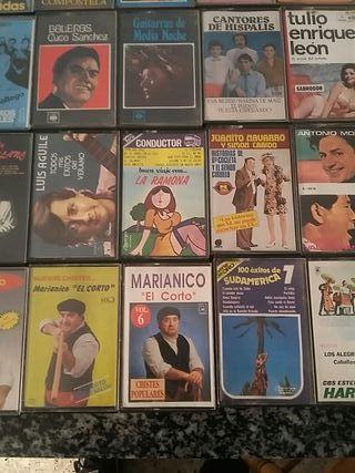cassette antigua