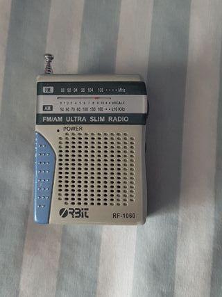 radio pequeña .