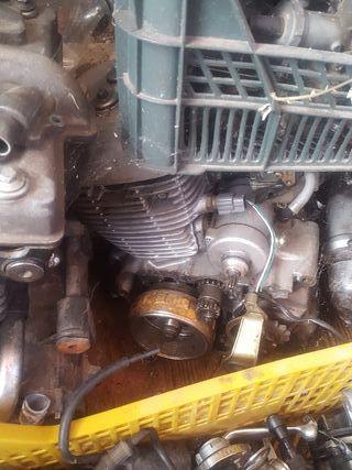 motor daystar 125 de inyección