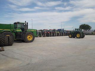 tractor JOHN DEERE 6630