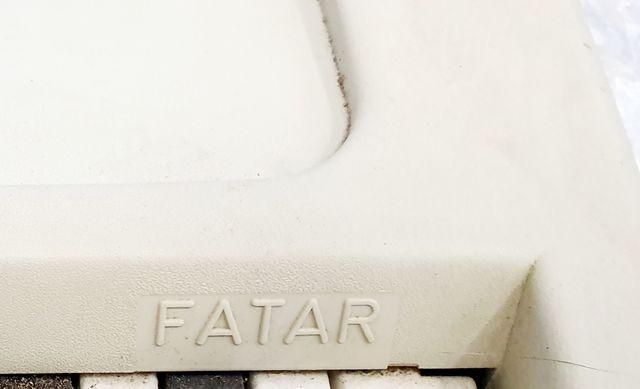 Teclado maestro, marca Fatar (controlador midi)