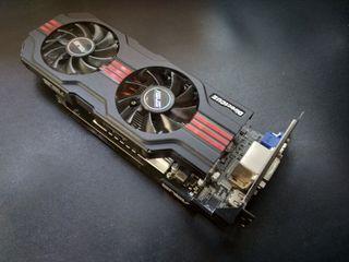 Asus GTX650 TI