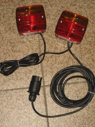 Kit iluminación magnético remolque nuevo