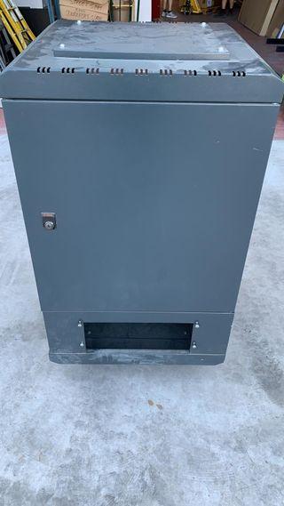 Rack para instalación de la red informática