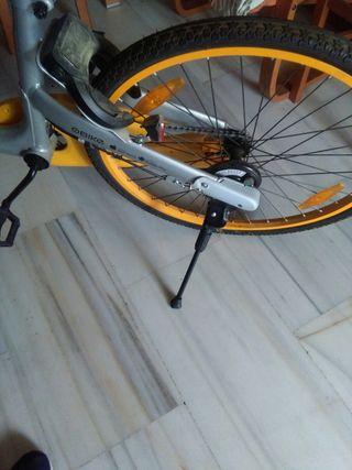 bicicleta de paseo de adulto