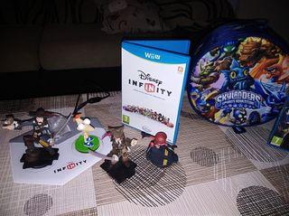 Wii U, Disney infinity