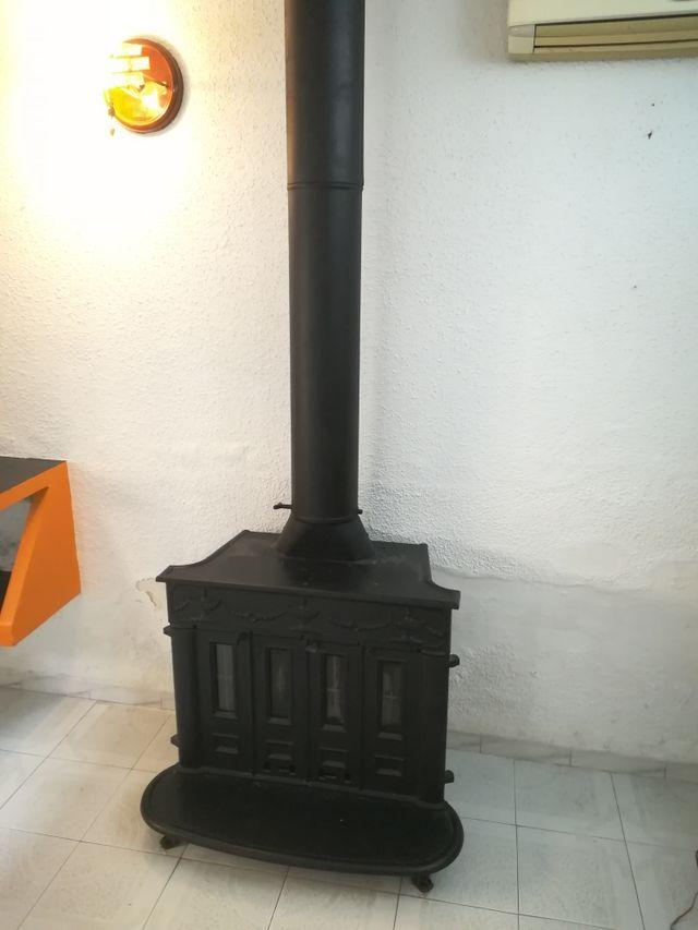 chimenea fundicion hergóm