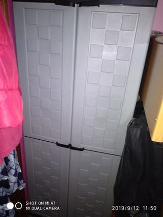 armario resina