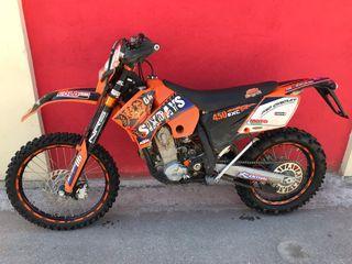 KTM SIXDAYS 450 EXC