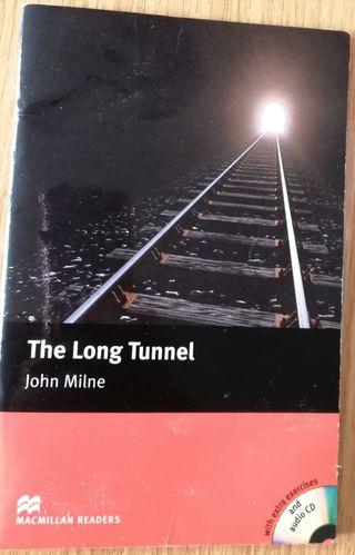 Libro en inglés 'The long tunnel'