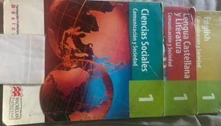 Libros de Formación Profesional Básica 1