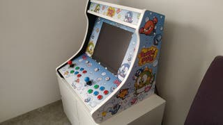 Máquina recreativa arcade bartop