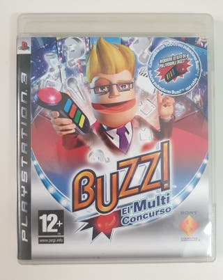 Buzz El Multiconscurso PS3
