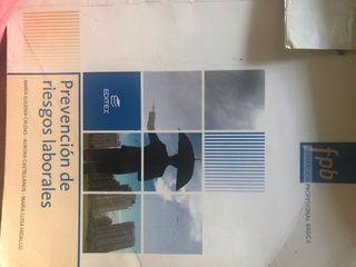 Libros Prevención Riesgos Laborales