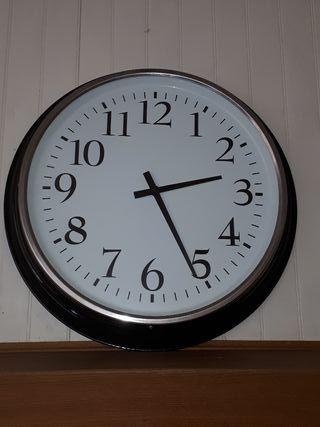 Reloj de Pared Ikea XXL