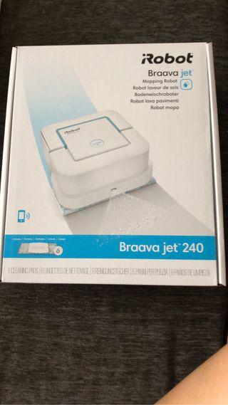 iRobot Braava jet 240 mopping robot roomba