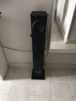 Torre sonido Energy Sistem Bluetooth