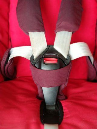 Silla bebe coche - Grupo 1 + Isofix