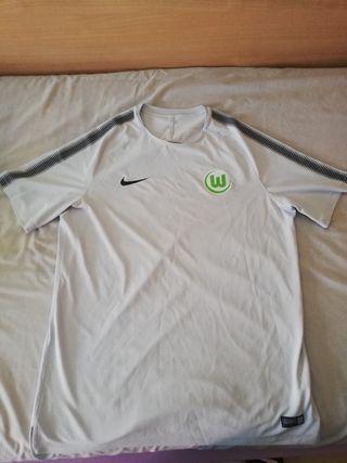 Camiseta entrenamiento VfL Wolfsburg fútbol