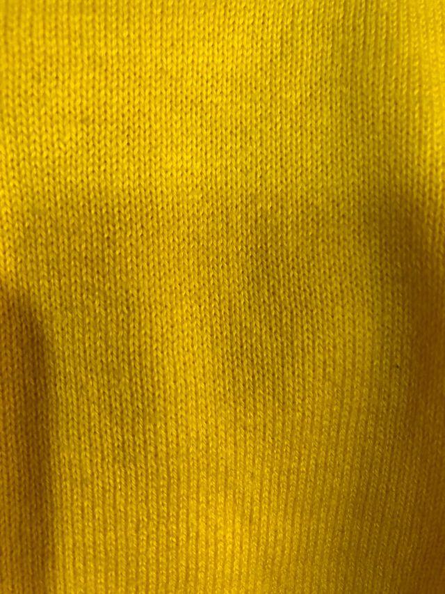 Jersey amarillo 9 meses LA REDOUTE