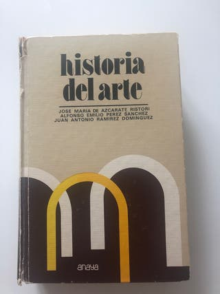 LIBRO HISTORIA DEL ARTE FACULTAD