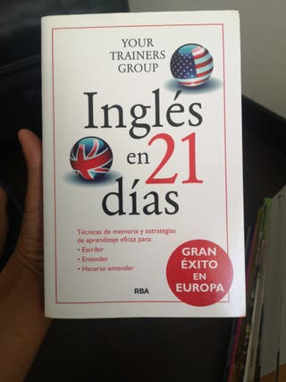libro Inglés en 21 días