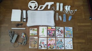 Pack consola Wii