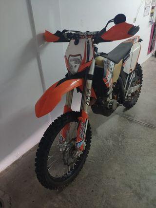 KTM EXC 450 six days