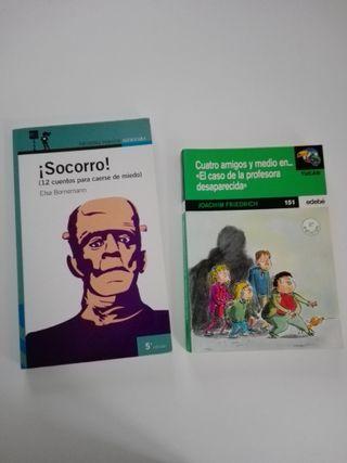 Pack de libros infantiles/juveniles