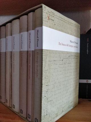 En busca del tiempo perdido. Marcel Proust