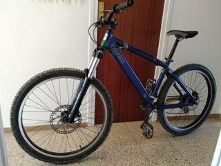 Bicicleta mtb Trek Bruiser 2