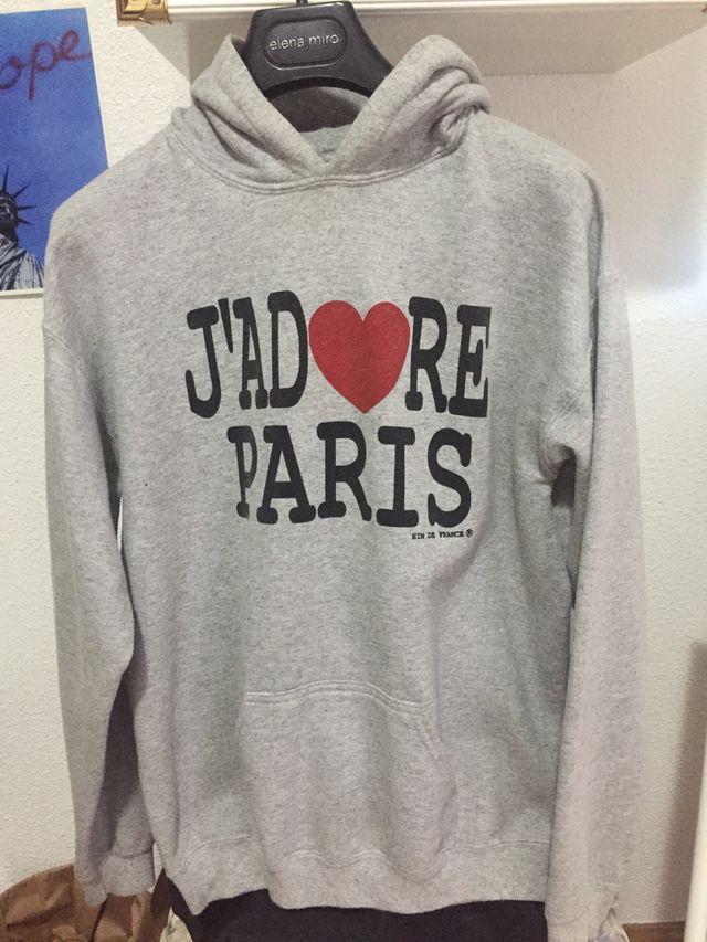 Sudadera J'adore Paris