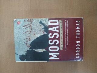 """Libro """"Mossad, la historia secreta"""""""