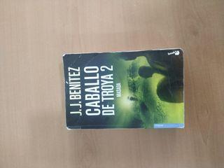"""Libro """"Caballo de Troya 2"""" Masada"""