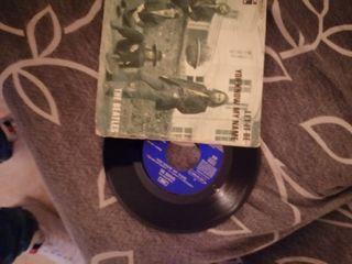 disco vilino pekeño Beatles