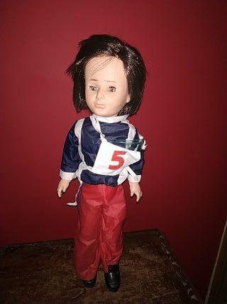 muñeco Lucas de famosa años 70