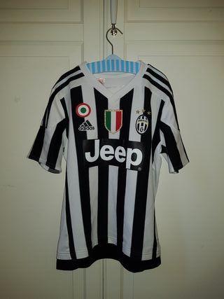 Camiseta Adidas Juventus, talla 10.