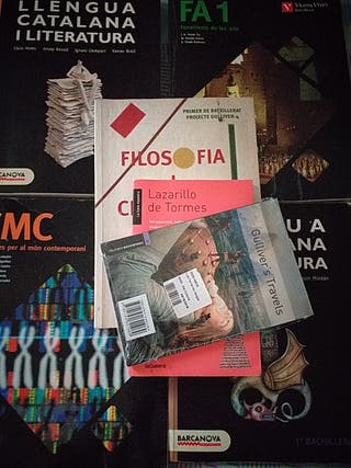 libros de bachillerato artistico