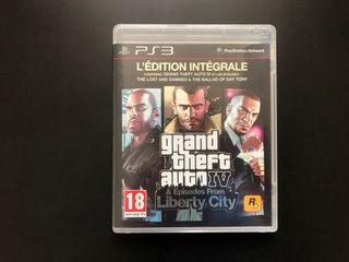 Grand Theft Auto IV : lédition intégrale