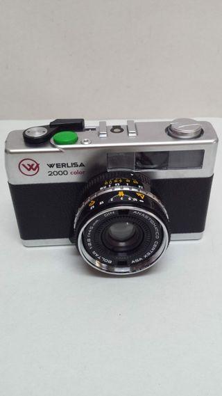 CAMARA FOTOS WERLISA 2000 COLOR